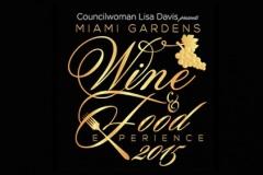 2015 Miami Gardens Wine & Food Experience