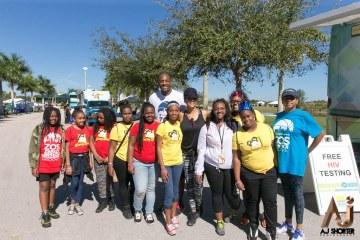 Pepse Presents: Family Fun Day & Health and Wellness Fair at Miramar Regional Park.  NBA Hall of Famer Alonzo Morning and celebrity friends #ZWGPepsi   AJ Shorter Photography        www.AJShorter.com