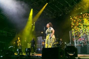 2017 Jazz in the Gardens  Music Festival