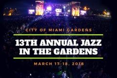 2018 Jazz in the Gardens - Sizzle Reel