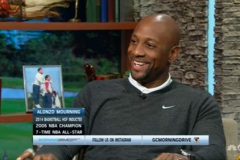 Alonzo Mourning: Life After Basketball? Lots of Golf